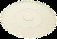 Тарелка картонная круглая 240 белая (100шт./уп.)