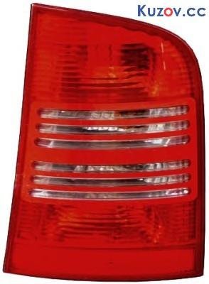 Фонарь задний Skoda Octavia универсал 97-09 правый (Depo) 1U9945096 1U9945096
