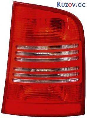Фонарь задний Skoda Octavia универсал 97-09 правый (Depo) 1U9945096 1U9945096, фото 2