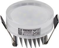 """Светодиодный светильник встраиваемый LED """"VALERIA-5"""" Horoz NEW 5W 400Lm (4200K) IP20, фото 1"""