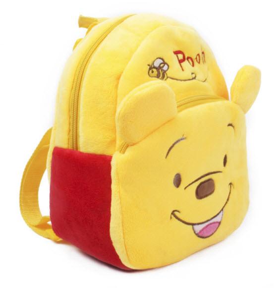 Милые мультяшные детские рюкзаки Винни Пух