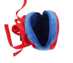 Милые мультяшные детские рюкзаки Человек Паук, фото 3