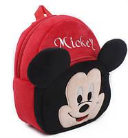 Милые мультяшные детские рюкзаки Микки Маус