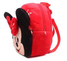 Милые мультяшные детские рюкзаки Минни Маус, фото 3