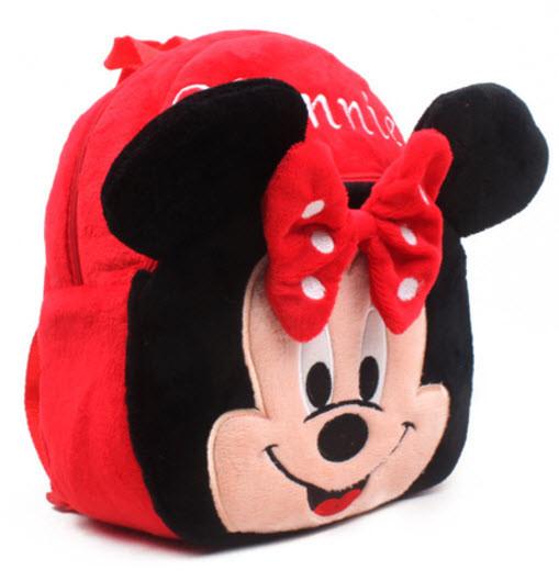 Милые мультяшные детские рюкзаки Минни Маус