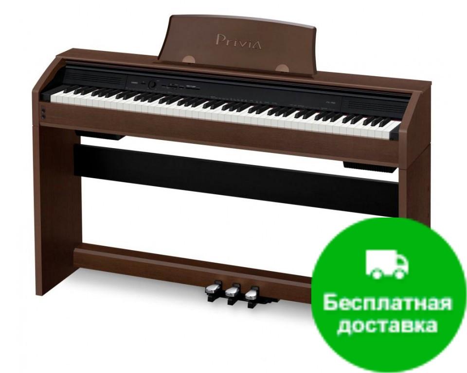 Цифровое фортепиано Casio PX-760BN - Интернет-магазин  в Киеве