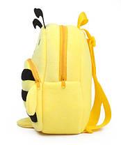 Милые мультяшные детские рюкзаки пчела, фото 3
