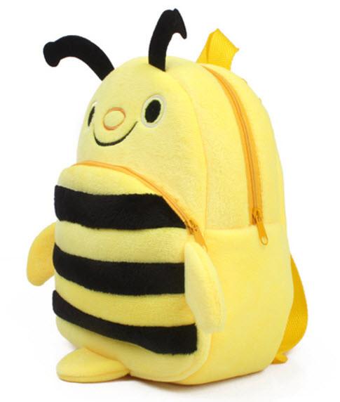 Милые мультяшные детские рюкзаки пчела
