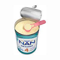 Смесь Nestle NAN 4 OPTIPRO с 18 месяцев, 400 г 12297792 ТМ: NAN