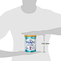 Смесь Nestle NAN 2 OPTIPRO с 6 месяцев, 400 г 12297775 ТМ: NAN