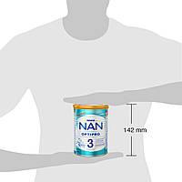 Смесь Nestle NAN 3 OPTIPRO с 12 месяцев, 400 г 12297791 ТМ: NAN