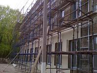 Штыревые ригельные строительные леса для кирпичной кладки, фото 1