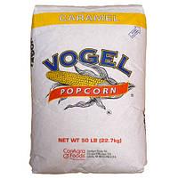 Зерно для попкорна Vogel Caramel шарик 22.680 кг