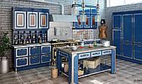 Кухня RODA ЛИВЕРПУЛЬ: культовая кухня в истории RODA, Фасад кухни изготовлен из МДФ и окрашен с двух сторон
