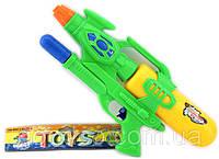 Помповый водяной пистолет - игрушки для лета