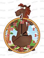 Часы детские акриловые Алеша Попович