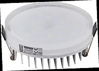 """Светодиодный светильник встраиваемый LED """"VALERIA-9"""" Horoz NEW 9W 720Lm (4200K) IP20"""