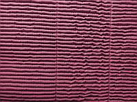 Плащевая ткань Мемори стеганая на синтепоне подложкой на трикотаже с резинкой Лиловый