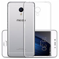 Meizu M 3 защитный силиконовый (ТРU) чехол бампер