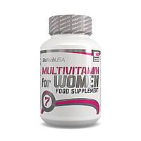 Комплексные витамины BioTech (USA) Multivitamin for Women, 60 таб.