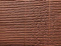 Плащевая ткань Мемори стеганая на синтепоне подложкой на трикотаже с резинкой Коричневый