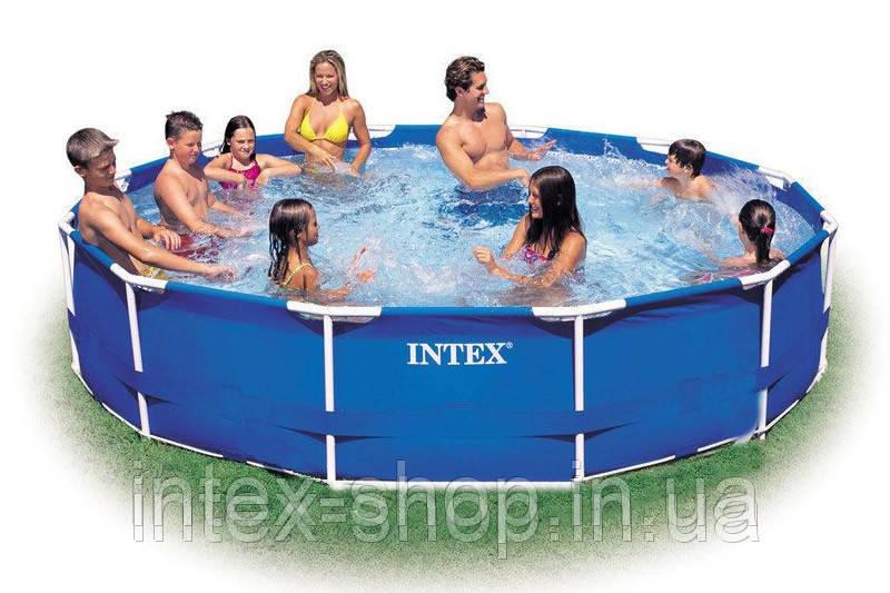 Каркасный бассейн Intex 28210 (стар. артикул 56994) (366 х 76 см.)