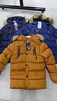 Зимняя куртка для мальчиков GRACЕ