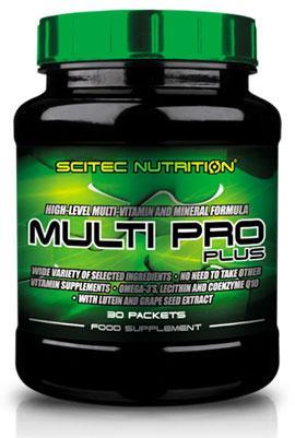 Multi Pro Plus 30 Scitec Nutrition 30 pack