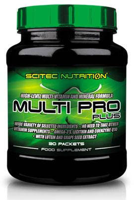 Multi Pro Plus 30 Scitec Nutrition 30 pack, фото 2