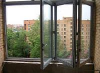 Металлопластиковые складные окна двери - гармошка для Балконов и Лоджий. Заказать складные пластиковые