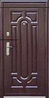 Дверь входная металлическая TP-C  140 + стандарт 2050x860/960x70