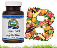 Nutri-Calm / Нутри-Калм • Комплекс витаминов группы В для поддержки нервной системы