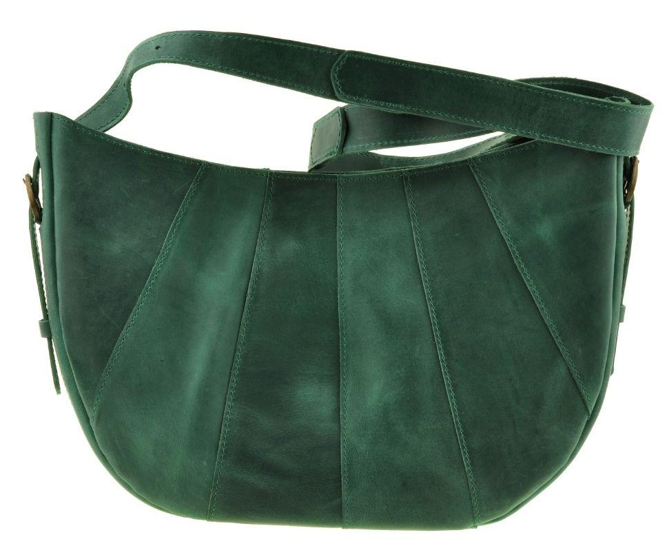 d24e2b9e57b5 Женская кожаная сумка BlankNote BN-BAG-12-iz изумруд - SUPERSUMKA интернет  магазин