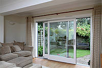 Пластиковые складные двери окна типа гармошка в квартиру или частный дом. Заказать складные пвх