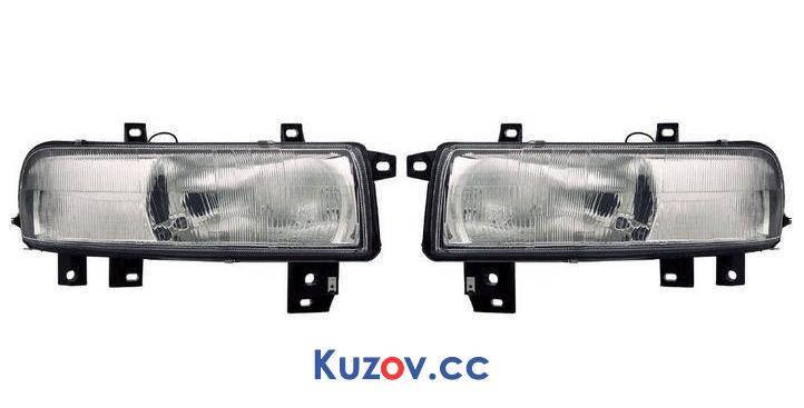 Фара Opel Movano 99-03 правая (Depo) электрич. 4500915 4500915, фото 2