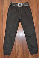 Котоновые брюки ДЖОГГЕРЫ для мальчиков ,.Размеры 134-164 см.Фирма KE YI QI .Венгрия