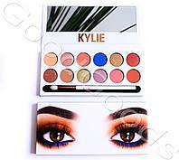 Набор теней для глаз Kylie The Royal Peach Palette (12 цветов)