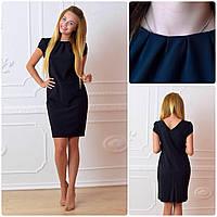 Платье модель 716, черный, фото 1