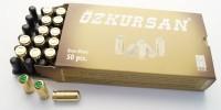 Патрон холостой Ozkursan 8 mm 50 шт - Стрелок СКЛАД в Харькове