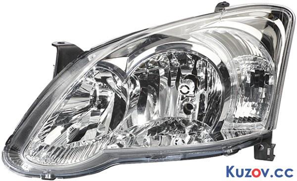 Фара Toyota Corolla 05-07, хетчбек, левая (Depo) электрич., тип Ichikoh 8115091E 8117013330