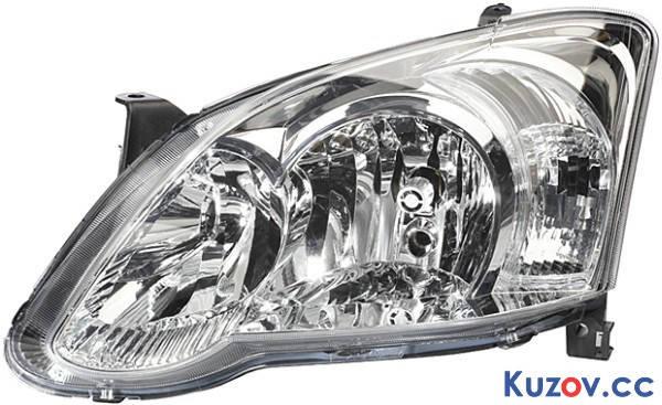 Фара Toyota Corolla 05-07, хетчбек, левая (Depo) электрич., тип Ichikoh 8115091E 8117013330, фото 2