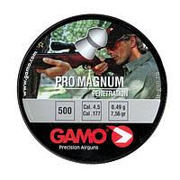 Пули Gamo PRO Magnum 500шт