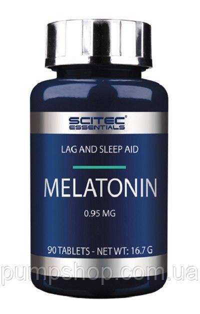 Мелатонин Scitec Nutrition Melatonin 90 таб.