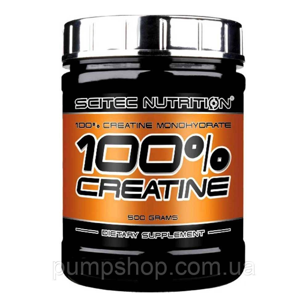 Креатин Scitec Nutrition 100% Creatine Monohydrate 500 г