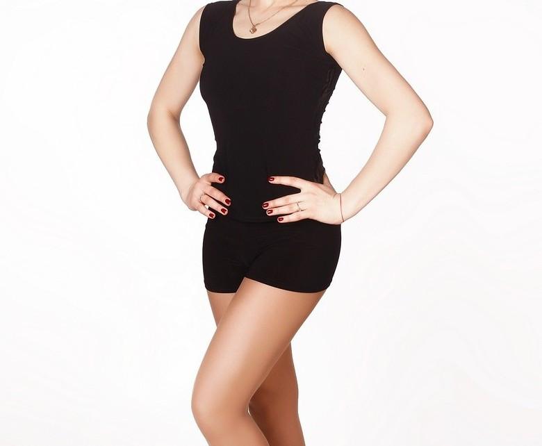 Женские шорты для бега, тренировок, танцев