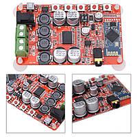 Беспроводной Усилитель Bluetooth 4.0 CSR8635, TDA7492P (2 x 25W) AUX, фото 1