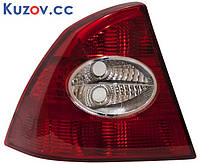 Фонарь задний Ford Focus II седан 04-11 левый (DEPO) 1333834