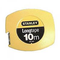Рулетка Longtape  Stanley 0-34-102 (10мх9.5мм)