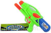 Дитячий помповий водяний пістолет купити