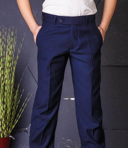 Классические брюки для мальчика (р.122,146)
